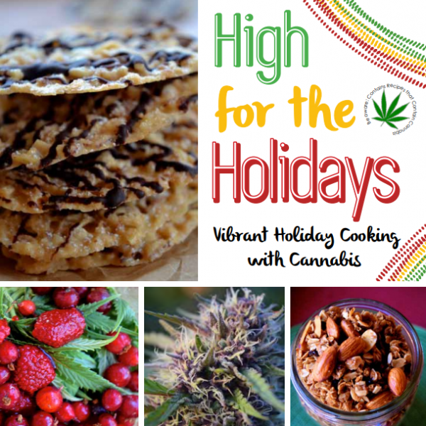 High for the Holidays eCookbook